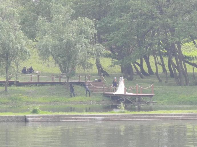 新安江屯溪城区段景观带 - 新安江滨水旅游景区